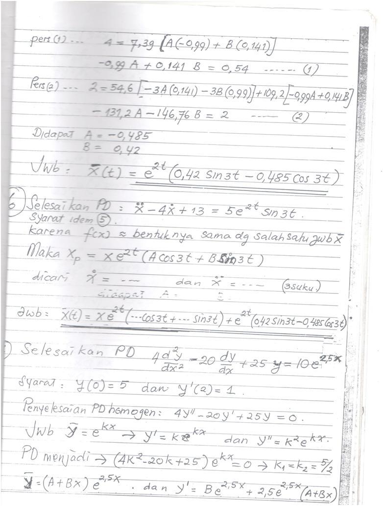 soal getaran mekanis pdf