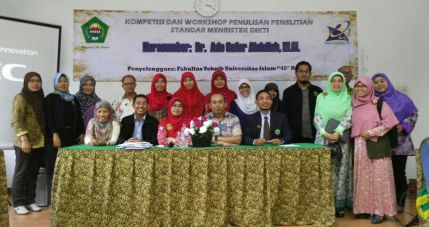 Workshop penulisan proposal